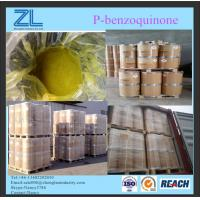 Wholesale MF C6H4O2 P-benzoquinone yellow powder raw material for paint industry from china suppliers