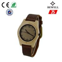 Wholesale Bamboo Wooden Watch For Men from china suppliers
