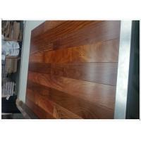 Wholesale Santos Mahogany HDF engineered flooring, 3-layer, UV lacquer from china suppliers