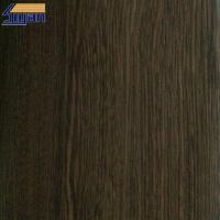 Buy cheap Wood Grain Texture PVC Foil For MDF , PVC Decorative Film For Home Furniture from wholesalers