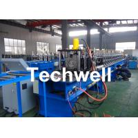 Wholesale 16 Forming Stations Steel Shelf Rack Roll Forming Machine With Galvanized Coil Or Carbon Steel from china suppliers