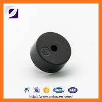 Wholesale Miniature Powerful Black 12mm Piezo Buzzer For Car , RoHS passed from china suppliers