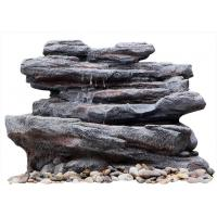 Quality Hand Cast Rock Water Fountains With CE / GS / TUV / UL Approved  for sale