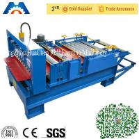 Wholesale Hydraulic Control Cut to Length Metal Plate Cutting Machine Color Steel Plate from china suppliers