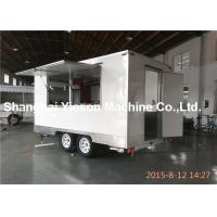 Wholesale Strong Fast Food Kitchen Street Food Vans Flooring Easy To Clean from china suppliers