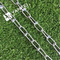 Wholesale DIN5686 Galvanized Knotted link Chain from china suppliers