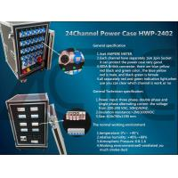 Wholesale Power Case, 24 Channel Power Case,  24 Channel Power Case HWP 2402, Easy Operation, Convenient Usage from china suppliers