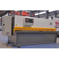 Buy cheap Hydraulic Power Steel Plate Shearing Machine for 4 - 40mm thickness Plate Cutting from wholesalers