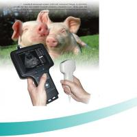 Quality waterproof 5 Inch TFT LCD handheld Veterinary Ultrasound  scanner for Sow, Sheep, Goat, Alpaca  for sale
