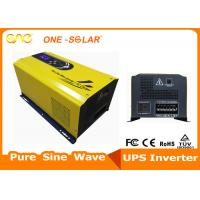 Wholesale Automatic Switch UPS Power Inverter 3kw 12v / 24v / 48v DC To AC For Off - Grid Solar from china suppliers