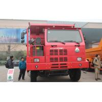 Wholesale 70 tons 6X4 Mine Dump Truck brand Sinotruk HOWO with HYVA Hdraulic lifting system from china suppliers