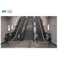 Wholesale Efficiency and  Safety Public Transport Escalator adopts 1000mm Width High-quality Aluminum Step with VF Drive from china suppliers