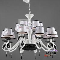 Wholesale Large Size 102*62cm 16 lamps Indoor Chandelier Resin Material Indoor Lighting MS-P3017 from china suppliers