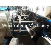 Wholesale 3KW Hydraulic Decoiler Cable Tray Roll Forming Machine 0.8 - 2mm Thickness from china suppliers