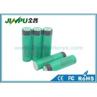 Wholesale Rechargeable Car Lithium - Ion Battery Cell 18650 Cylindrecal 3100Mah from china suppliers