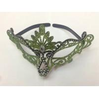 Wholesale Halloween Venetian Masquerade Party Multicolor Hollow Gold Shining Mask from china suppliers
