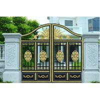 Wholesale Courtyard Gate garden plant accessories with Optional Model 120W 1200N 4.5m electric courtyard door carport from china suppliers