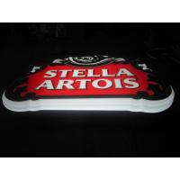 Quality Customized Shaped LED Vacuum Forming Light Box ABS Frame Wall Mounted for sale