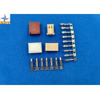 Buy cheap Brass terminals, mx 2759 Wire to Board Connector Crimp Terminal with 2.54mm Pitch from wholesalers