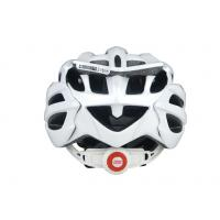 Quality 210G Protective White Cycling Helmet / Youth Mountain Bike Helmets for sale