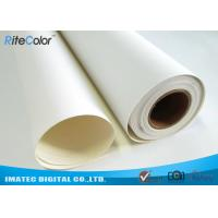Quality Waterproof Pigment And Dye Giclee Printing Inkjet Cotton Canvas Roll for sale