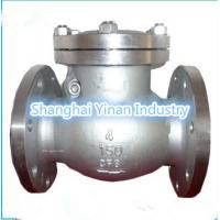 Wholesale Marine JIS Cast Iron Swing Check Valves 5K DN50 Standard Valve from china suppliers