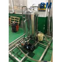 Quality 500ml Water Bottle Filling Plant Pure Water / Mineral Water Bottle Filling Equipment for sale
