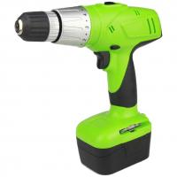 2 Gear Stage Cordless Electric Drill Driver / Battery Cordless Hammer Drills with Accessories