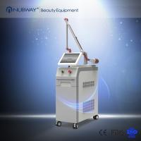 Wholesale 1500mj high energy q-swtiched newest professional laser tattoo removal machine from china suppliers