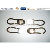 Wholesale ABS Plastic Moulded Components / Parts for Gold Plated Keychain LED Light Precision from china suppliers