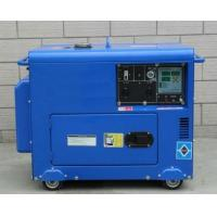Wholesale 60hz 688kva/550kw stand by generator silent with cummins engine diesel 20ft container from china suppliers