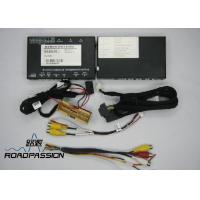 Wholesale Reversing Aid Car Video Camera Interface For AUDI A4 AMI With 2AV Input Adapter from china suppliers
