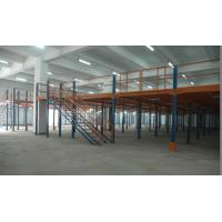 Wholesale Medium Duty Industrial Storage Mezzanine Floor Steel Platform For Electronic from china suppliers