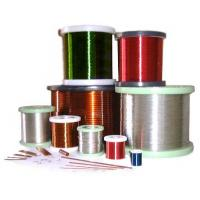 Wholesale Round Super Aluminium Enamel Copper Wire in motor, ballast, transformer from china suppliers