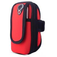 Wholesale Hot-selling Outdoor Neoprene Climbing Phone pouch Sports Cellphone bag Durable phone bag Armband from china suppliers