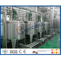 Wholesale 3000 - 20000BPH Beverage Production Line with SUS304 SUS316 Stainless Steel from china suppliers