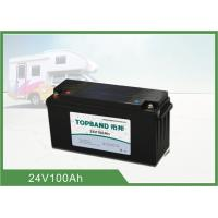 Wholesale Deep Cycle Lifepo4 Rv Camper Battery Pack Rechargeable Long Cycle Life from china suppliers