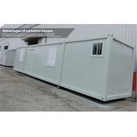 Wholesale Shipping Container Housing Prefab Homes 40 foot for Commercial or Accommodation from china suppliers