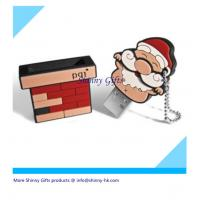 Wholesale christmas usb flash memory drive  from china suppliers
