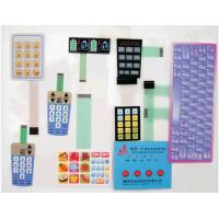 Wholesale RoHS standard Flexible PCB Membrane Switch, with 3M467 And 3M468 Adhesive For GPS from china suppliers