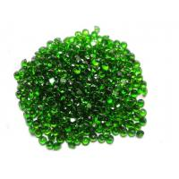 Wholesale 3A Russian Green Diopside Natural Gemstone Round 2mm For wholesale from china suppliers