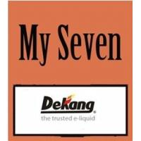Wholesale Dekang My Seven / Ms Ven-Blend E Cigarette E-Liquid Ejuice from china suppliers