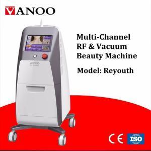 China Rf Vacuum Body Shaper Slimming Machine Fat Removal Body Cavitation Machine on sale