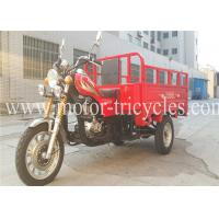 Wholesale OEM Adult Eec Truck Tricycle Air Cooled , Tricycle 3 Wheel Motorcycle from china suppliers