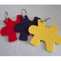 Wholesale high quality factory price Eco-friendly Felt keychain manufacturer from china suppliers
