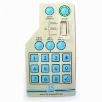 Wholesale Waterproof Silicone Rubber Membrane Switch from china suppliers