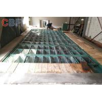 Wholesale Air Cooling / Water Cooling 10 Tons Block Ice Maker With Crane System Civil Work Design from china suppliers