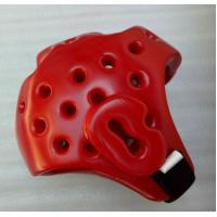 Buy cheap Leather Boxing Head Guard / Martial Arts Head Guard / Protective Head Gear from wholesalers