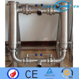 Wholesale Duplex Stainless Steel Strainer Stainless Steel Mesh Strainer  High Press ss304 / ss316 from china suppliers