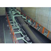 Wholesale Industrial 4 - 30mm Thick Pipe Conveyor Belt Rubber Rolling Type / Hanging Type from china suppliers